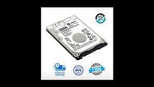 """Internal 250GB 320GB 500GB 1TB Hard Drive SATA 2.5"""" Laptop Hard drive USA"""