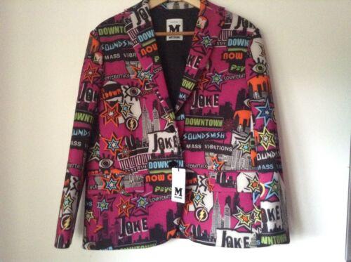 Rrp 40 Jacket Runway Bnwt Graffiti Ladies Missoni Auth Resort 100 00 £1490 wFnw8Szq