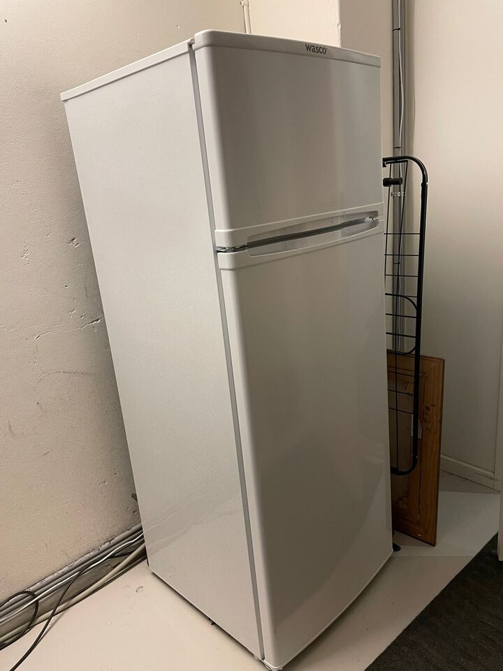 Køle/fryseskab, Wasco h: 141