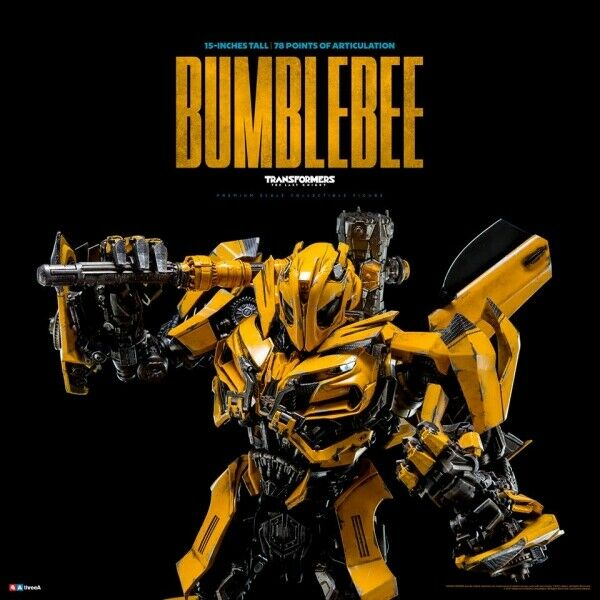 ThreeA 3A Transformers Bumblebee The Last Knight 4897056214224 Original New