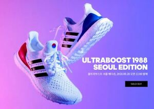 72f3a92174be7 Image is loading Adidas-Adidas-ULTRABOOST-1988-SEOUL-EDITION-Limited-Edition
