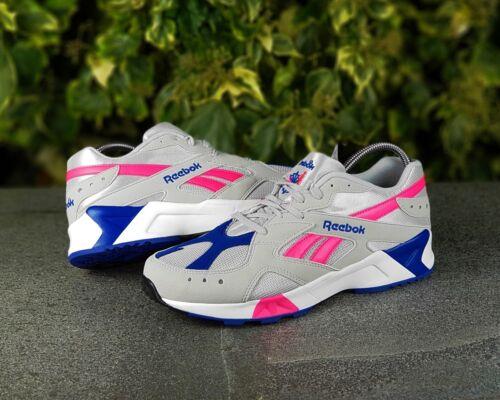 Grey Retro Bnwb Pink ® Aztrek Size Reebok amp; Blue 10 Trainers Acid Genuine Uk q1Z1zRXwx