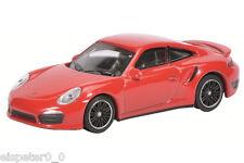 PORSCHE 911 Turbo (991), terra indiana/PROD - 452010200, Schuco Auto Modello 1:64
