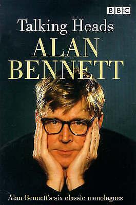 """""""AS NEW"""" Talking Heads: Alan Bennett's Six Classic Monologues, Bennett, Alan, Bo"""