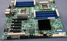 Motherboard Intel S5520HC placa de servidor CPU de doble LGA1366 Chipset Intel 5520