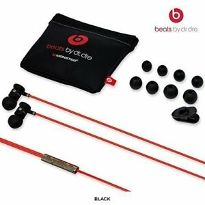 Black-Silver-urBeats-by-Dr-Dre-Earbuds-with-Mic-In-Ear-Beats-Headphones
