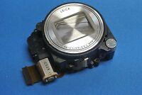 Panasonic Lumix Dmc-zs30 Tz40 Lens Unit Assembly Camera Silver A0484