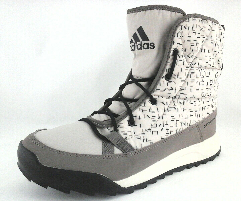 Adidas Womens Ivory CLIMAPROOF CHOLEAH PADDED BOOTS Ivory Womens AQ2025 US 9.5 New 8fa442