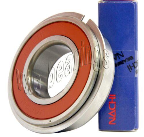 6010-2NSENR Nachi 50x80x16 Snap Ring 50mm//80mm//16mm Japan Ball Ball Bearings