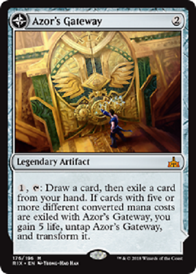 Magic the Gathering Common x4 Traveler/'s Amulet