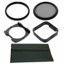 82mm Adapter Ring,CPL Filter,Wide Holder,Hood,Pouch fo Cokin P Series System,US