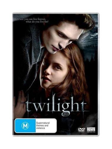 1 of 1 - Twilight (2008) Kristen Stewart - NEW DVD - Region 4