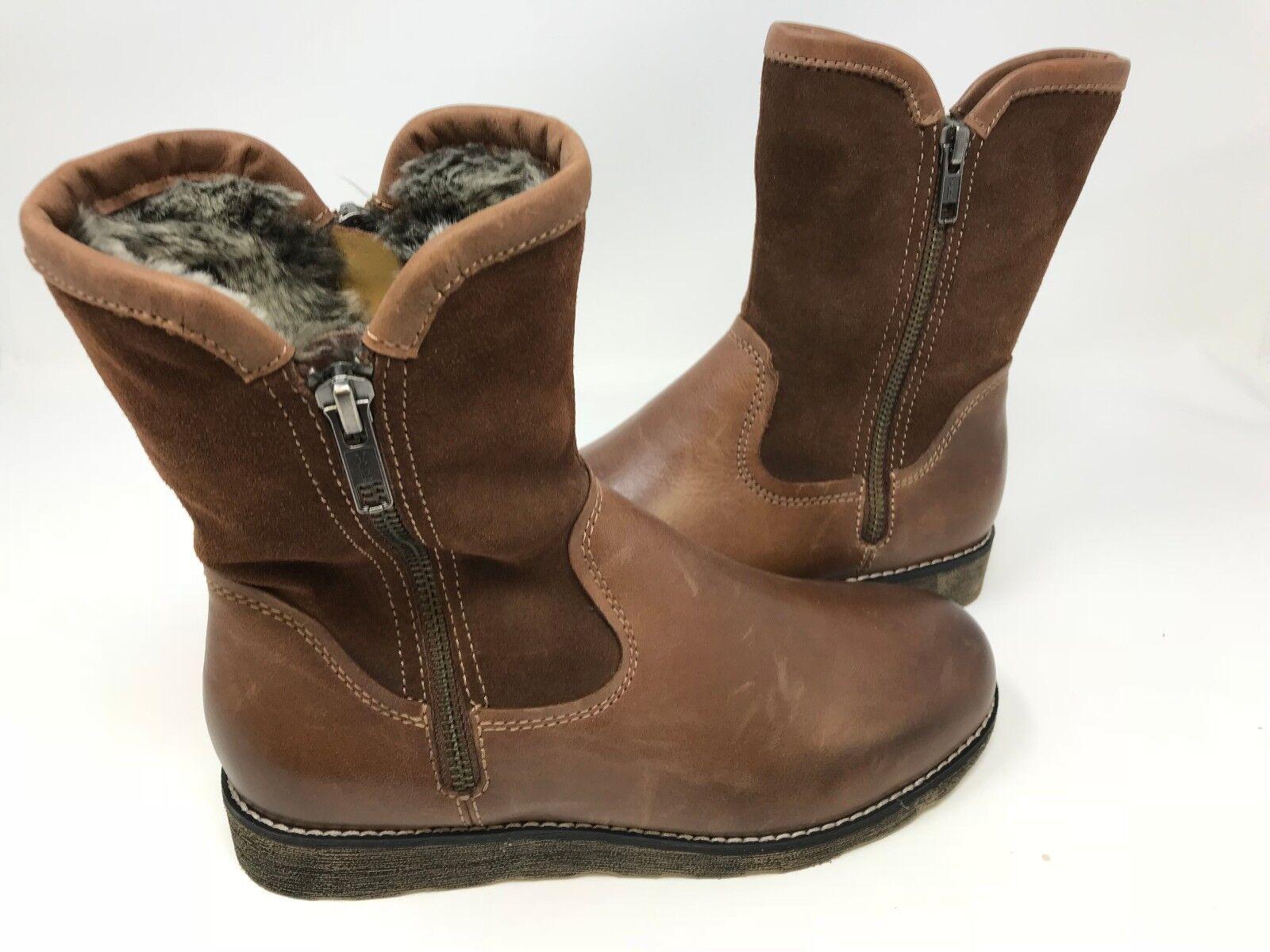 a9737dacdd7 NEW! Eastland Women s Gabriella Boots localjoes-20133 Brown Boots ...