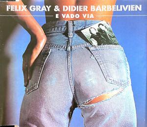 Félix Gray & Didier Barbelivien Maxi CD E Vado Via - France
