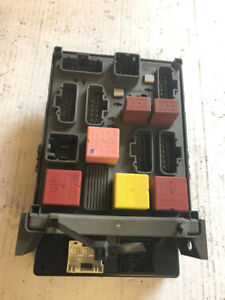 2 2 dci 2004 5dr renault laguna fuse box ebayimage is loading 2 2 dci 2004