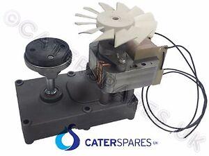 ARCHWAY DONER MEAT KEBAB MACHINE GEAR BOX & MOTOR C/W RUBBER / METAL COUPLING