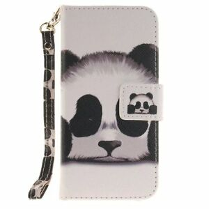 Cute-Panda-PU-Leather-Flip-Stand-Card-Slot-Wallet-Case-Cover-for-Cell-Phones