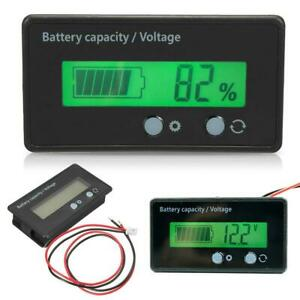 200V 3 ½ Blau Digital Panel Meter Voltmeter Spannungsmesser LCD Voltanzeige