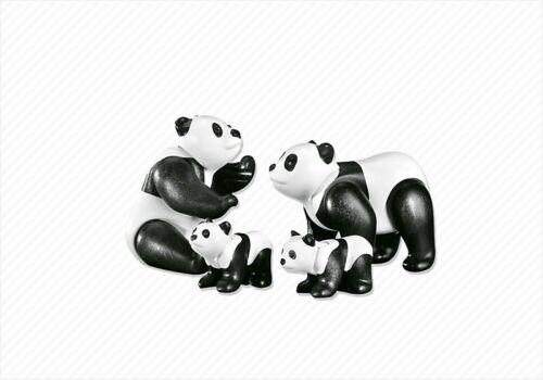 Ref 7896 Osos Panda con Bebe Pandas Playmobil Animales Salvajes Oso NUEVO
