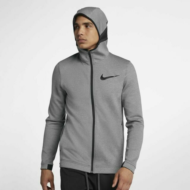 S-XL AT3263 010 SIZE NIKE THERMA FLEX SHOWTIME MEN/'S BASKETBALL JACKET