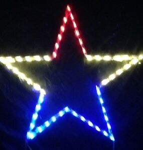 Large-Red-White-Blue-Holiday-Star-Outdoor-LED-Lighted-Decoration-Steel-Wireframe