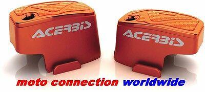 ACERBIS BREMBO KTM ORANGE MASTER CYLINDER COVERS KTM SXF250 SXF350 SXF450 2015