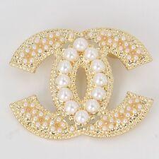Pearl  Brooch Pins Jewelry Women