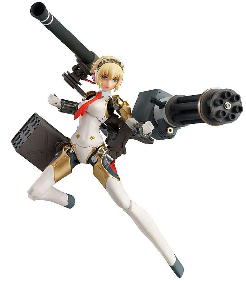 nuovo figma 161 Persona 4 The ULTIMATE in MAYONAKA ARENA Aigis The ULTIMATE ver.