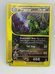 Tyranitar-Reverse-Holo-PL-Aquapolis-40-147-Rare-Pokemon
