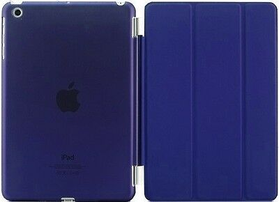 Smart Case Cover Shell for iPad Mini 2 Retina Display Auto Wake Sleep 10 Color