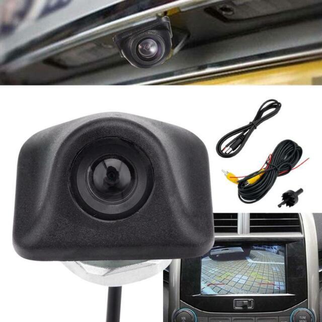 2X 360°HD 170° Car Reverse Backup Night Vision Camera Rear View Parking Cam KIT