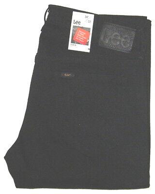 LEE Jeans DAREN W 32 L 36 schwarz STRETCH  - Regular SLIM  2.WAHL