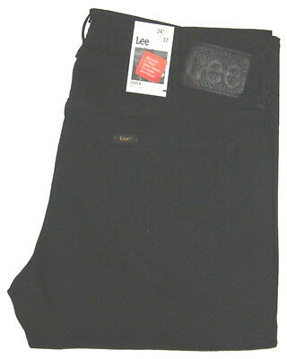 LEE Jeans DAREN W 32 L 36 o. W 33 L 30 schwarz STRETCH  - Regular SLIM  2.WAHL