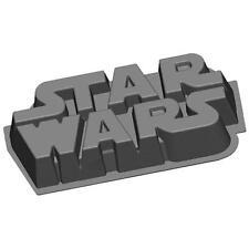 Star Wars: Film Logo A forma di In Silicone Per Cottura/Formine Per Ghiaccio &
