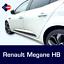 Renault-Megane-5D-Rubbing-Strips-Door-Protectors-Side-Protection-Mouldings thumbnail 3