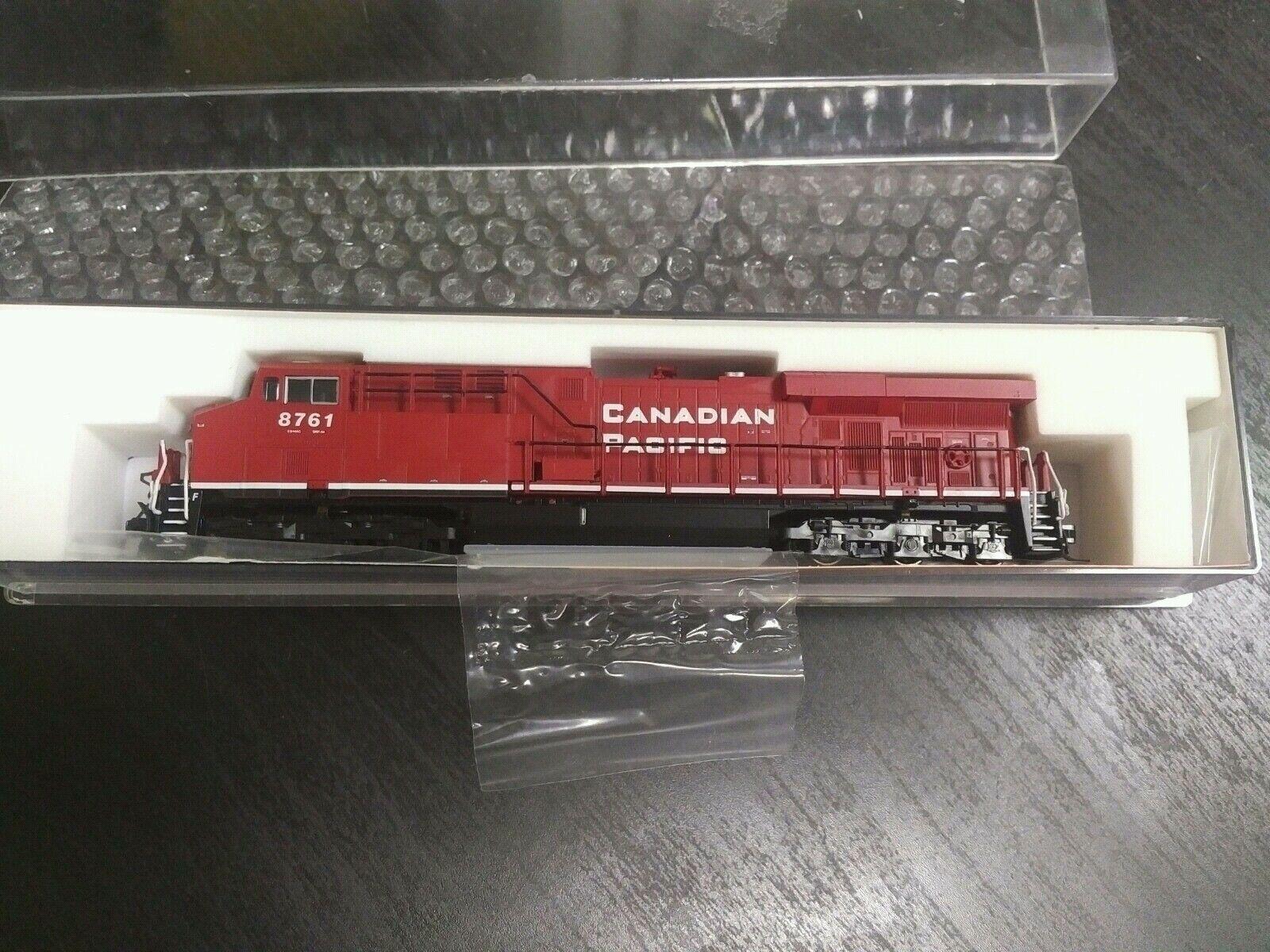 Fox Valley Models N-Scale Canadian Pacific GE-ES-F. FVM 70151, RdNIB