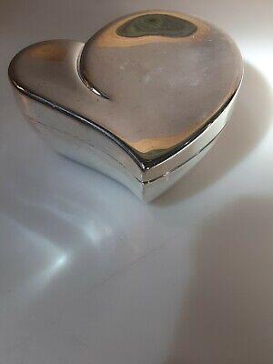Valentine\u2019s Collection Heart Shaped Trinket Box
