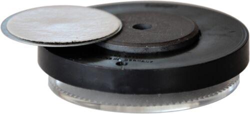 Abnehmbares Bimetall Thermometer mit Magnethalter JUSTIERBAR RICHTER Art 4671