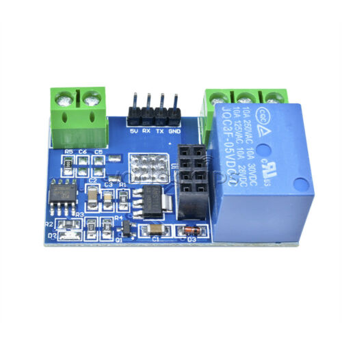 ESP8266 5V WiFi Relay Module Smart Home Phone Remote Control Switch For ESP-01