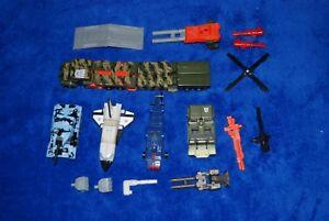 Transformers Decepticon Vintage Bruticus Combiner Combaticons Set