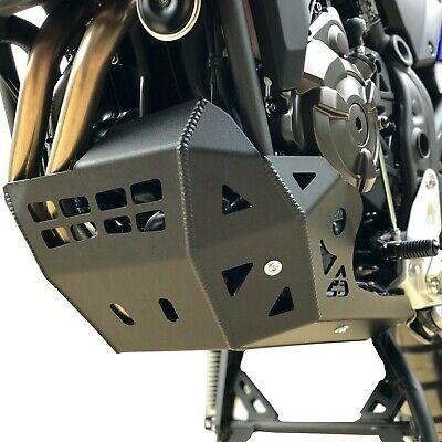 Mad Hornets 1 Paar schwarze CNC Billet Aluminium Rahmen Plug Cap f/ür Yamaha T7 Tenere 700 2019-2020