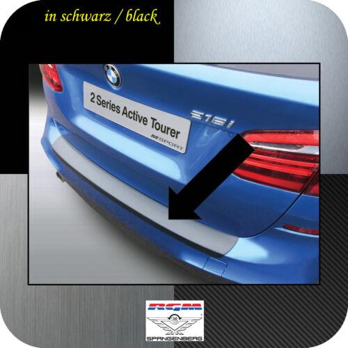 Original RGM Ladekantenschutz schwarz BMW 2er F45 Active Tourer M-Style 09.2014