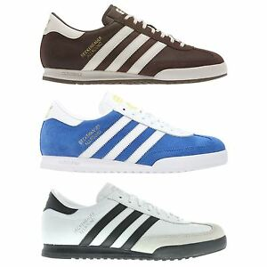 ADIDAS-ORIGINALS-MEN-039-S-BECKENBAUER-TRAINERS-BLUE-