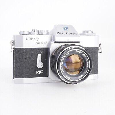 * Bell & Howell Auto 35/reflex Camera