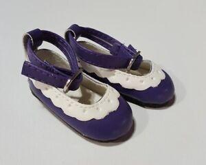 Chaussures Violet Et Blanc