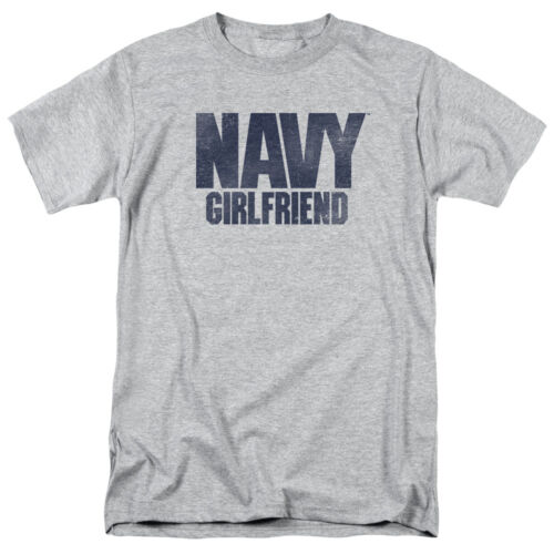 United States Navy GIRLFRIEND Licensed Adult T-Shirt All Sizes U.S