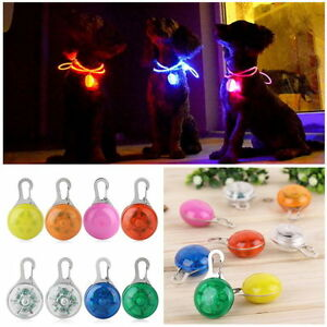 Mini-Pet-Dog-Cat-Puppy-LED-Flashing-Collar-Safety-Night-Light-Keyring-Pendant-CA