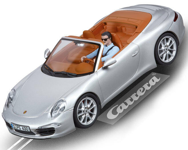 Carrera Digital 132 Porsche 911 Carrera S Cabriolet Slot Car 1 32 30773