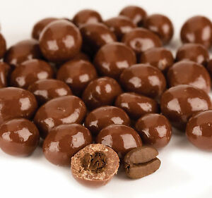 Sweetgourmet Milk Chocolate Covered Coffee Beans 5lb