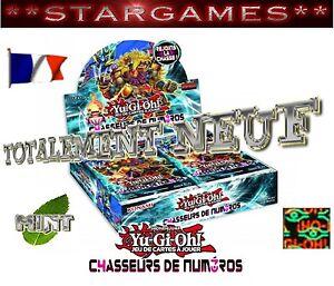 YU-GI-OH-CHASSEURS-DE-NUMEROS-NUMH-SUPER-RARE-FOILS-1-ere-edition-MINT-AU-CHOIX